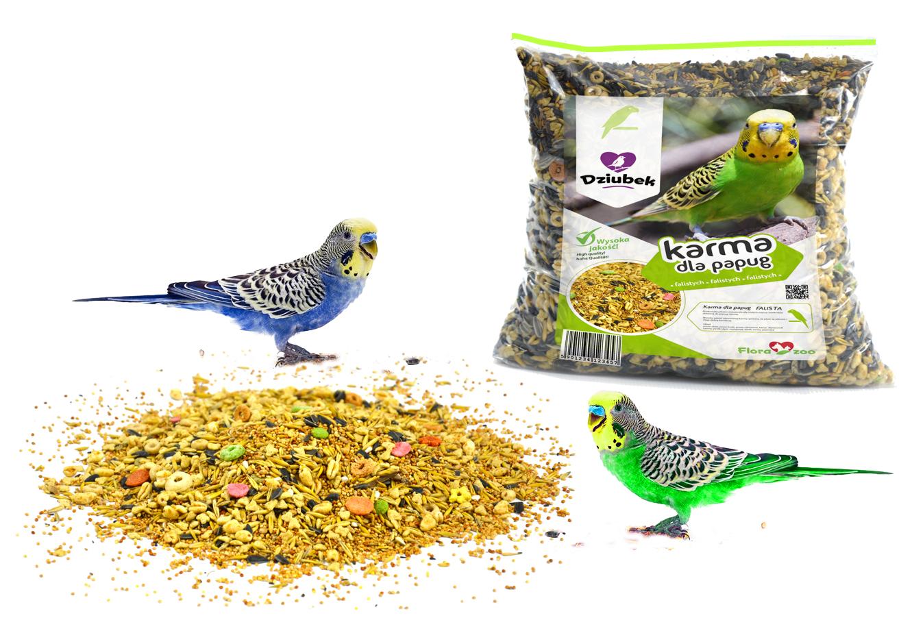 Как выбрать корм для попугая